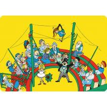 Pippi cirkus underlägg