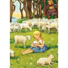 Resan till landet, lammen
