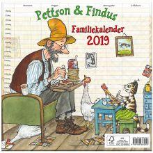 Kalender -Pettson, familj 2019