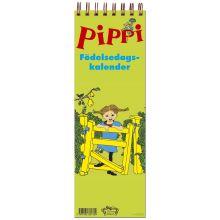 Pippi födelsedagskalender