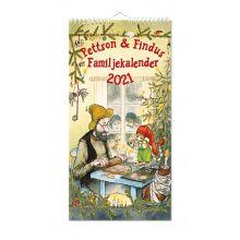 Pettsons familjekalender 2021