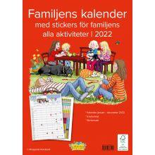 Familjens kalender 2022