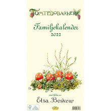 Tomtebobarnens familjekalender 2022
