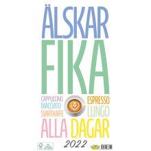 Älskar Fika kalender 2022