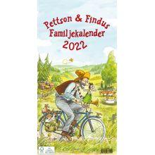Pettson & Findus Familjekalender 2022