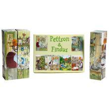 Pettson och Findus kubpussel