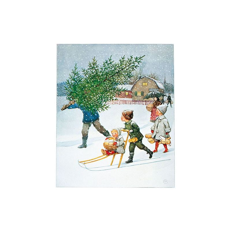 Årets saga December