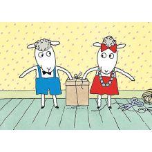 Bu och Bä på kalashumör, paket