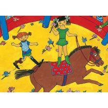 Pippi cirkusprinsessan