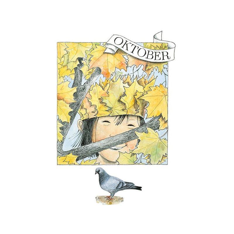 Oktober Linneas månadskort
