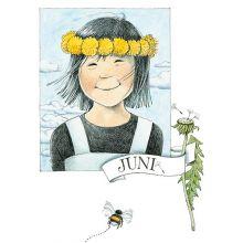 Juni Linneas månadskort